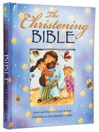 Christening Bible, The (Blue)