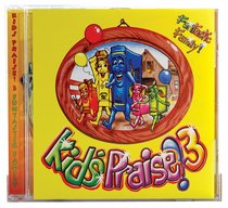 Album Image for The Kids Praise Album! (Vol 3) - DISC 1