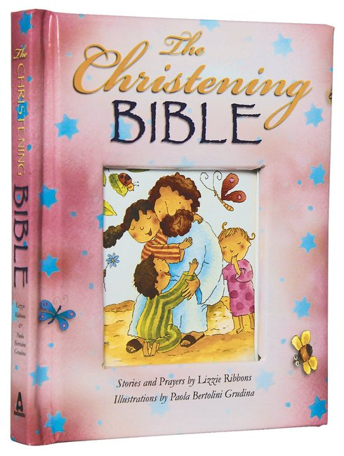 Product: Christening Bible, The (Pink) Image