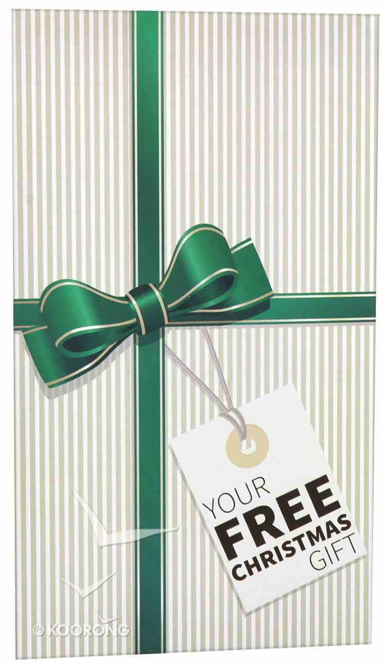 Your Free Christmas Gift (25 Pack) Booklet