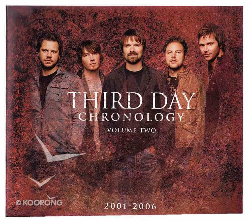 Chronology Volume 2 2001-2006 CD