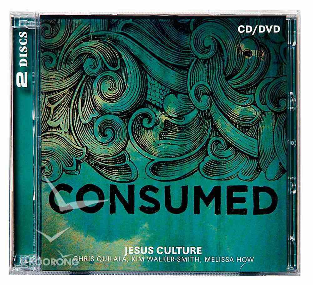 2009 Consumed (Cd/dvd) CD