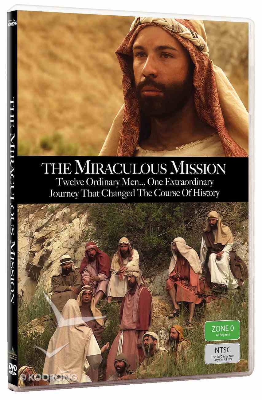 The Miraculous Mission DVD
