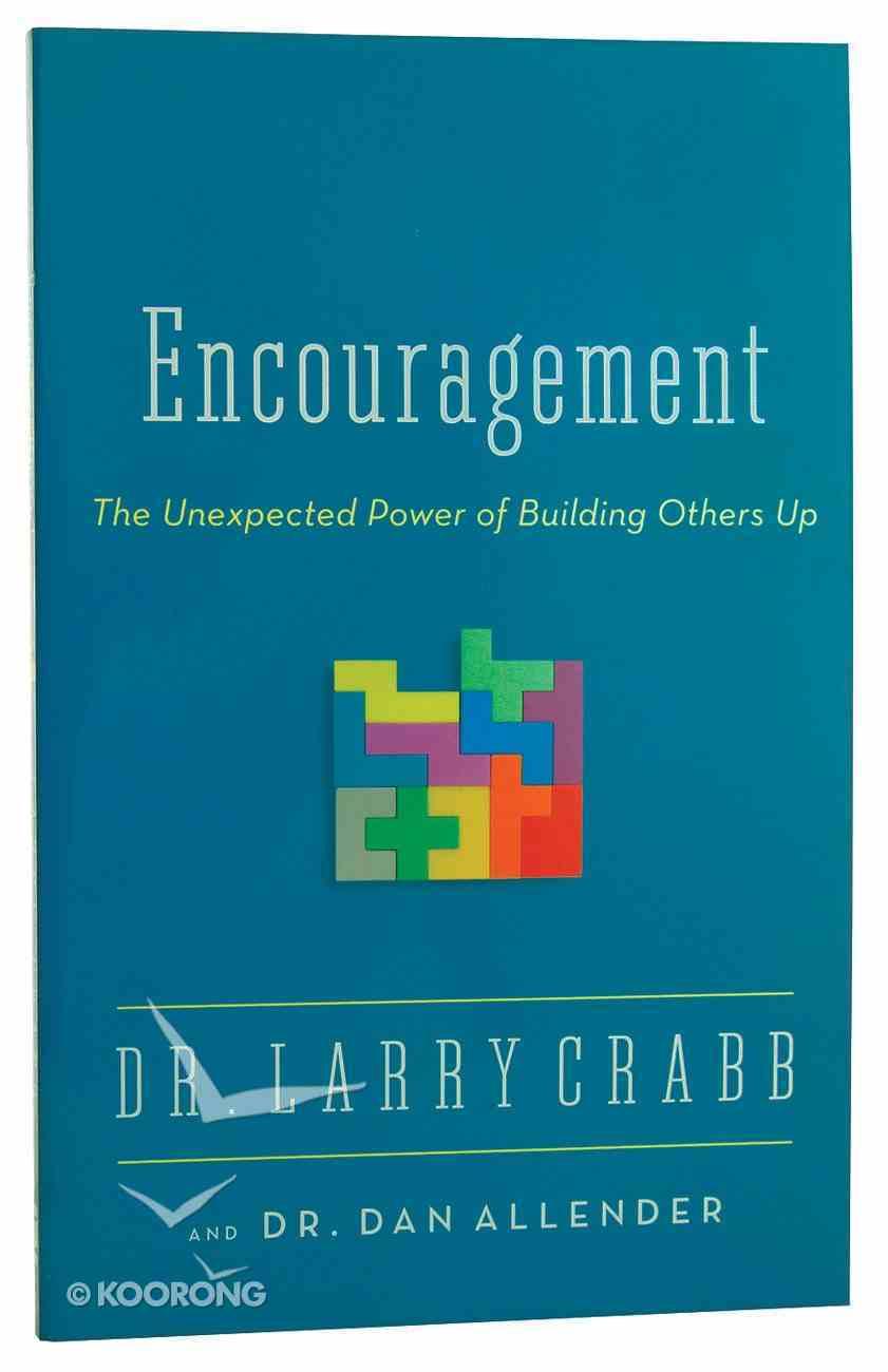 Encouragement Paperback