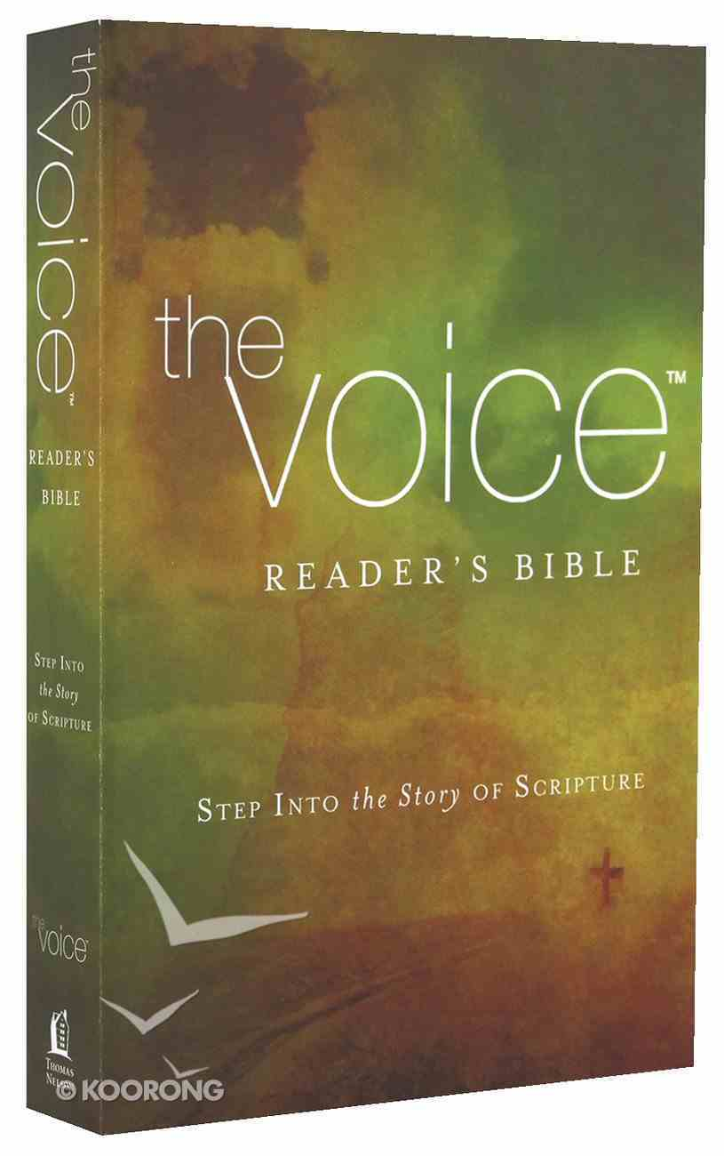Voice Readers Bible Paperback