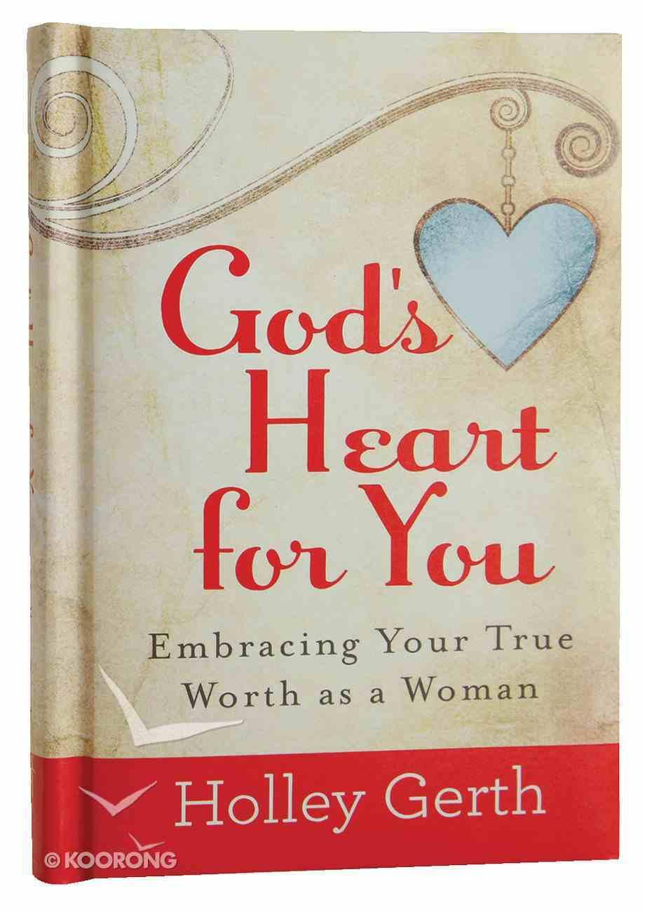 God's Heart For You Hardback