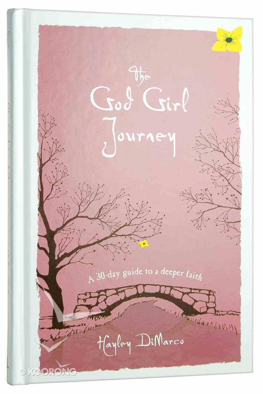 The God Girl Journey Hardback