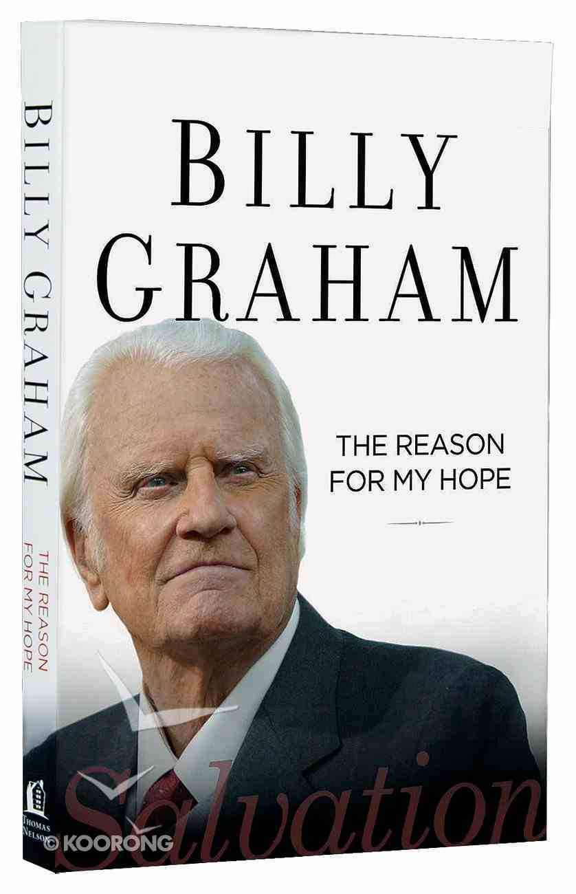 The Reason For My Hope: Salvation Paperback