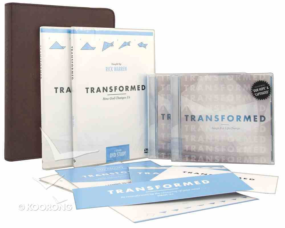 Campaign Starter Kit (Transformed Campaign Series) Pack