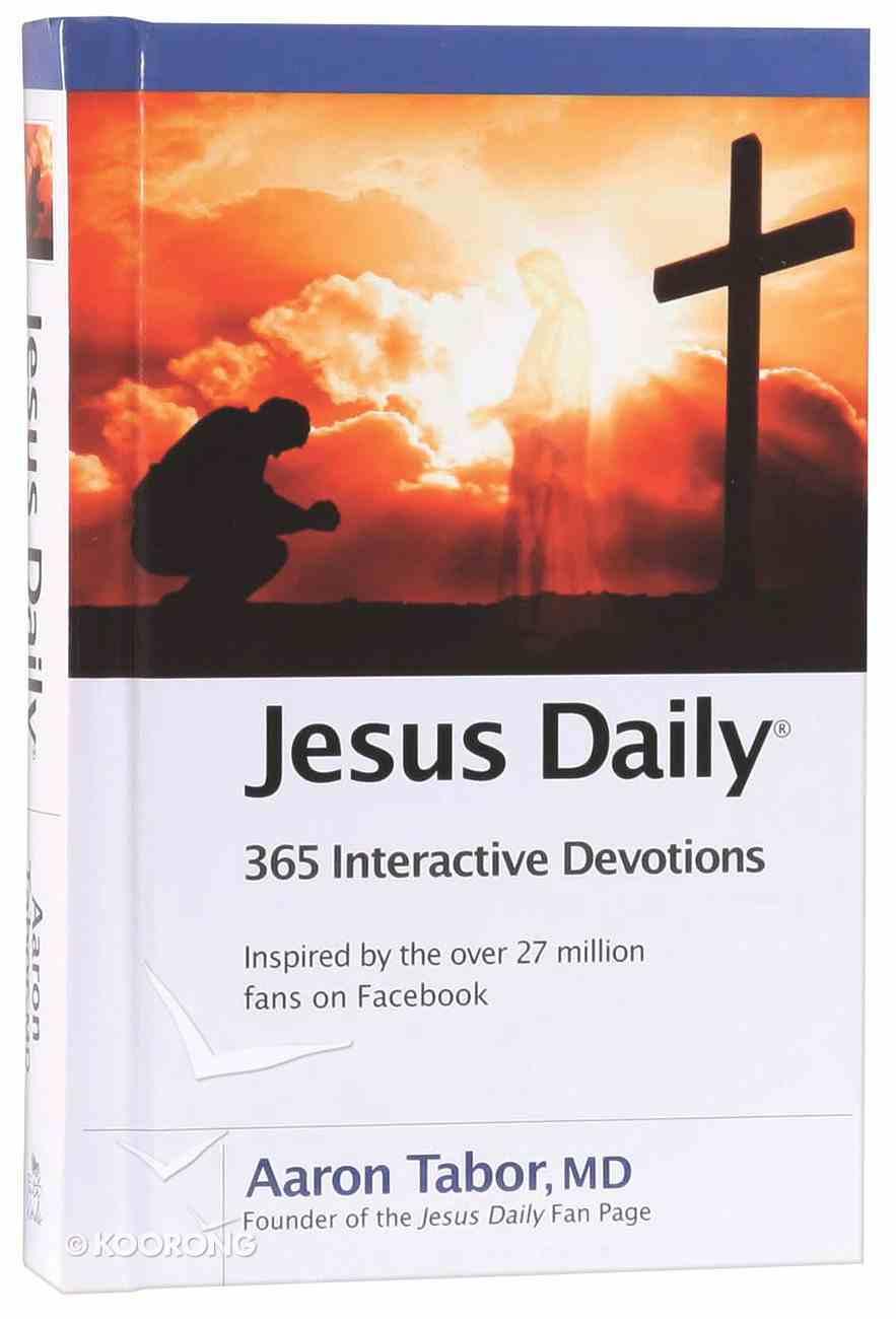 Jesus Daily Hardback