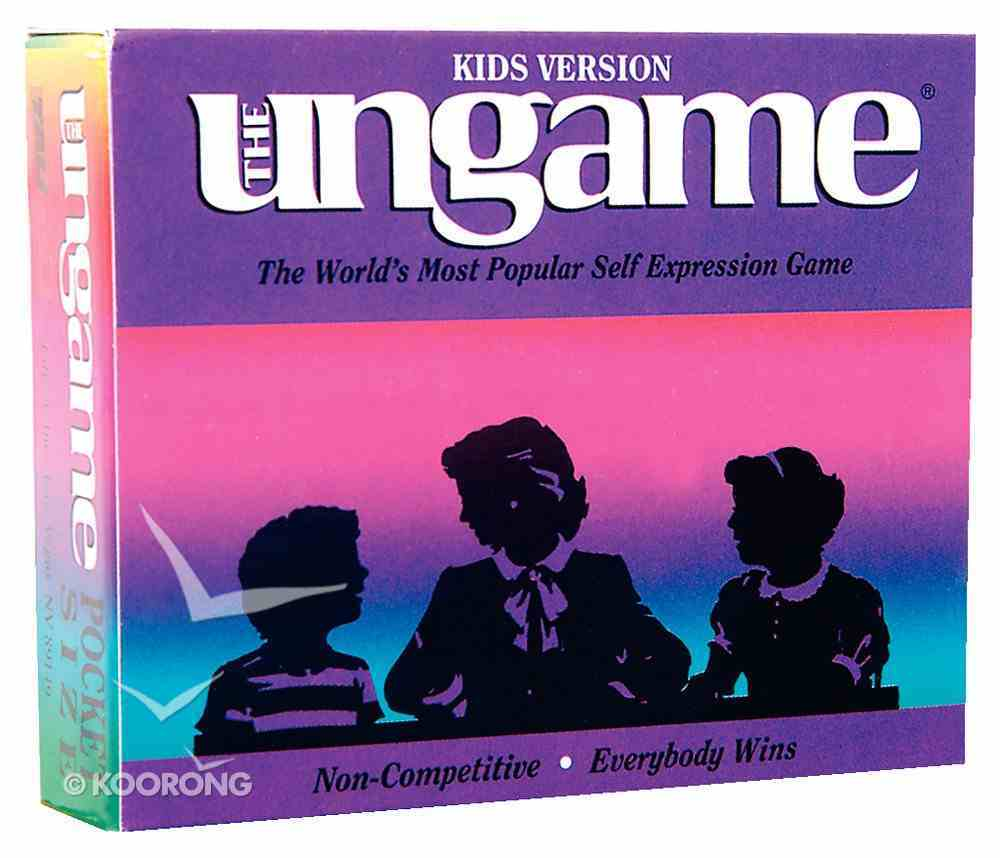 Ungame Pocket Kids Version Game