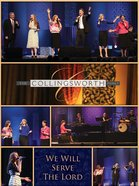 Dvd We Will Serve The Lord image