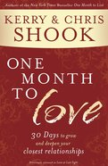 One Month To Love image