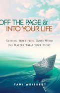 Off The Page & Into Your Life (Ebook) image