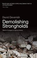 Demolishing Strongholds (Ebook) image