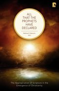 All That The Prophets Have Declared (Ebook) image