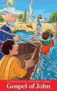 Icb International Children's Bible Gospel Of John (Pack Of 10) image