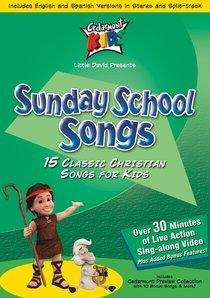Album Image for Sunday School Songs (Kids Classics Series) - DISC 1