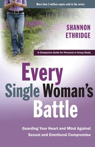 Product: Every Single Woman's Battle Workbook Image