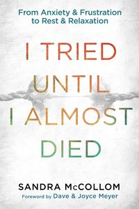 Product: I Tried Until I Almost Died Image