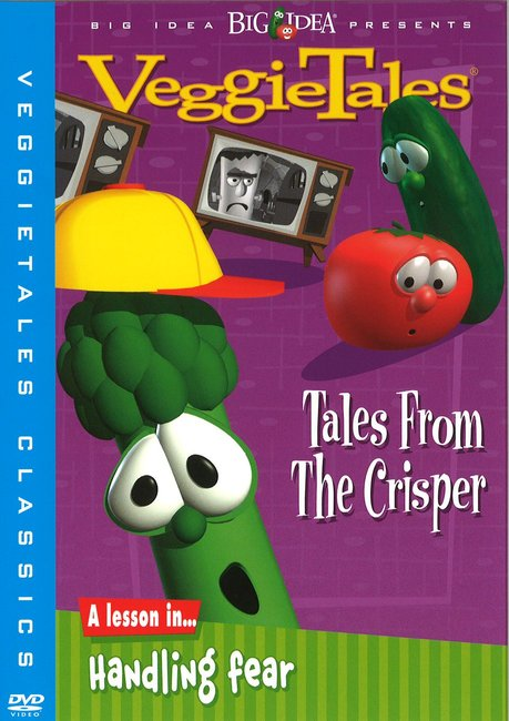 Product: Dvd Veggie Tales #01: Tales From The Crisper Image