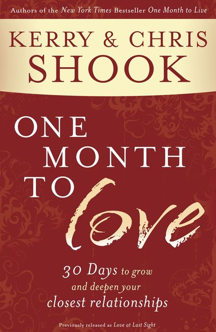 Product: One Month To Love Image