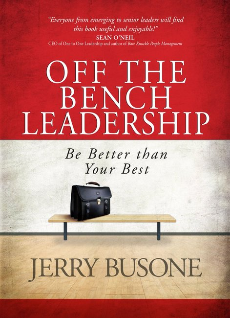 Product: Off The Bench Leadership Image