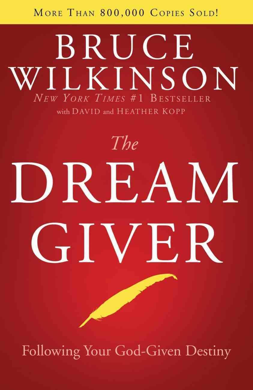 The Dream Giver Hardback