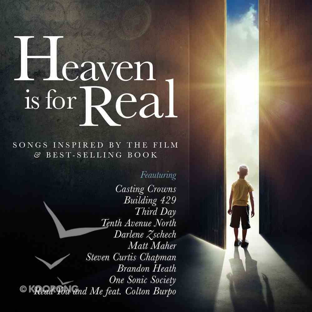 Heaven is For Real Soundtrack CD