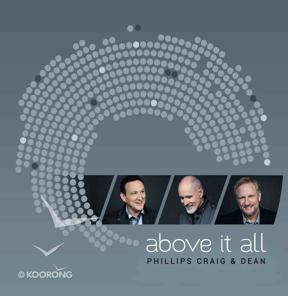 Above It All CD