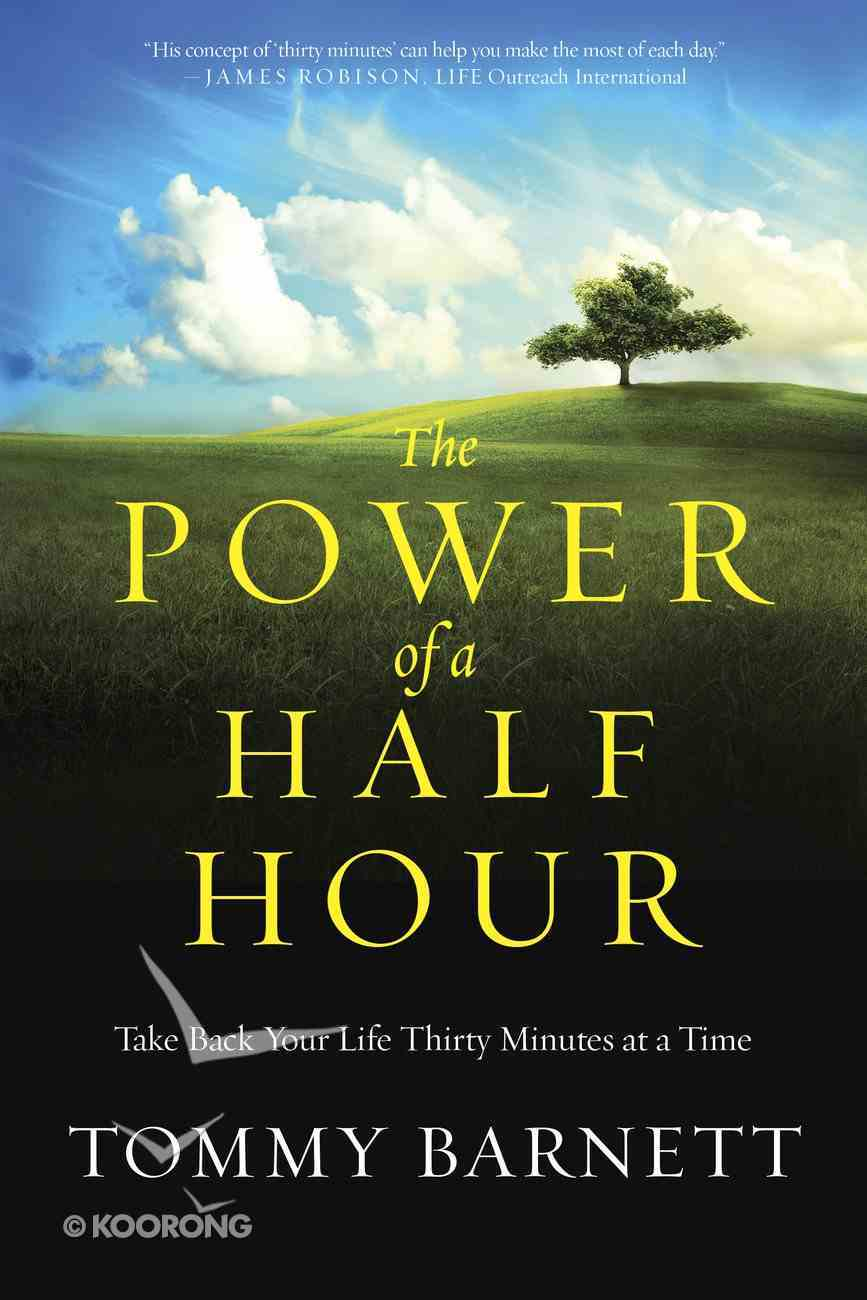 The Power of a Half Hour Paperback
