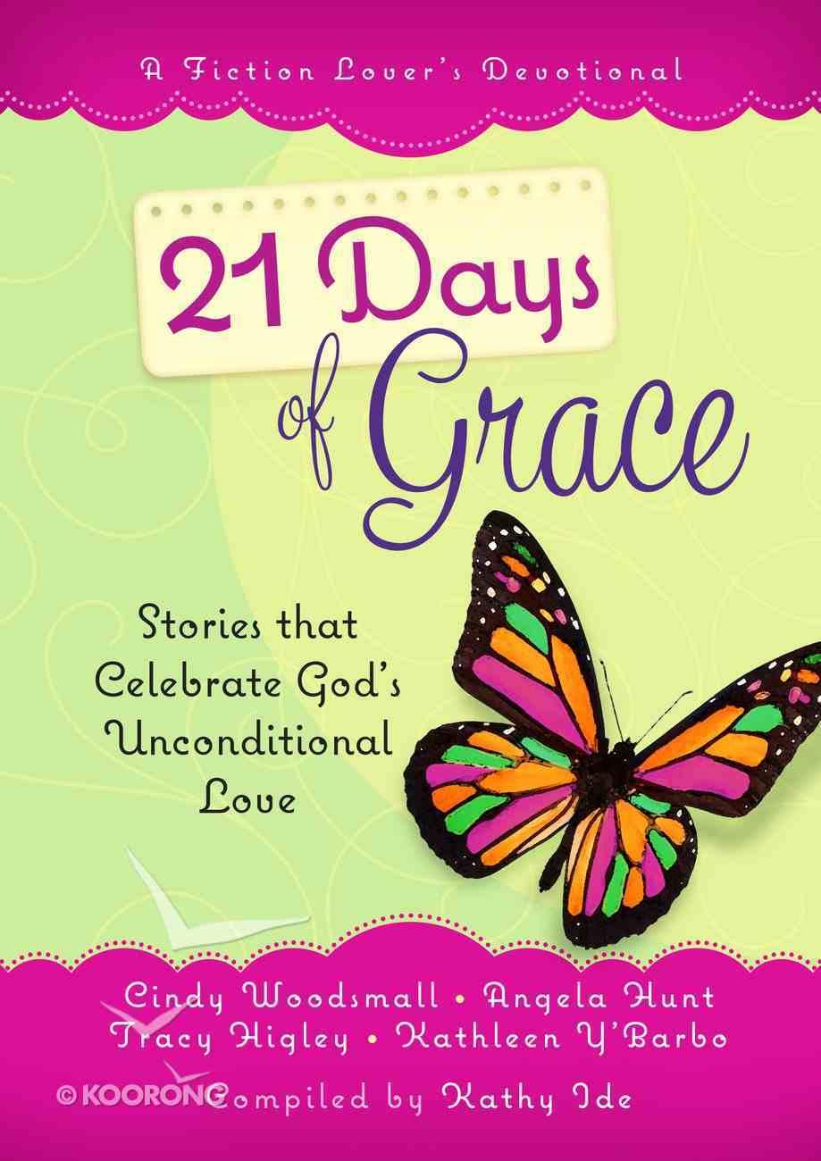 21 Days of Grace Hardback