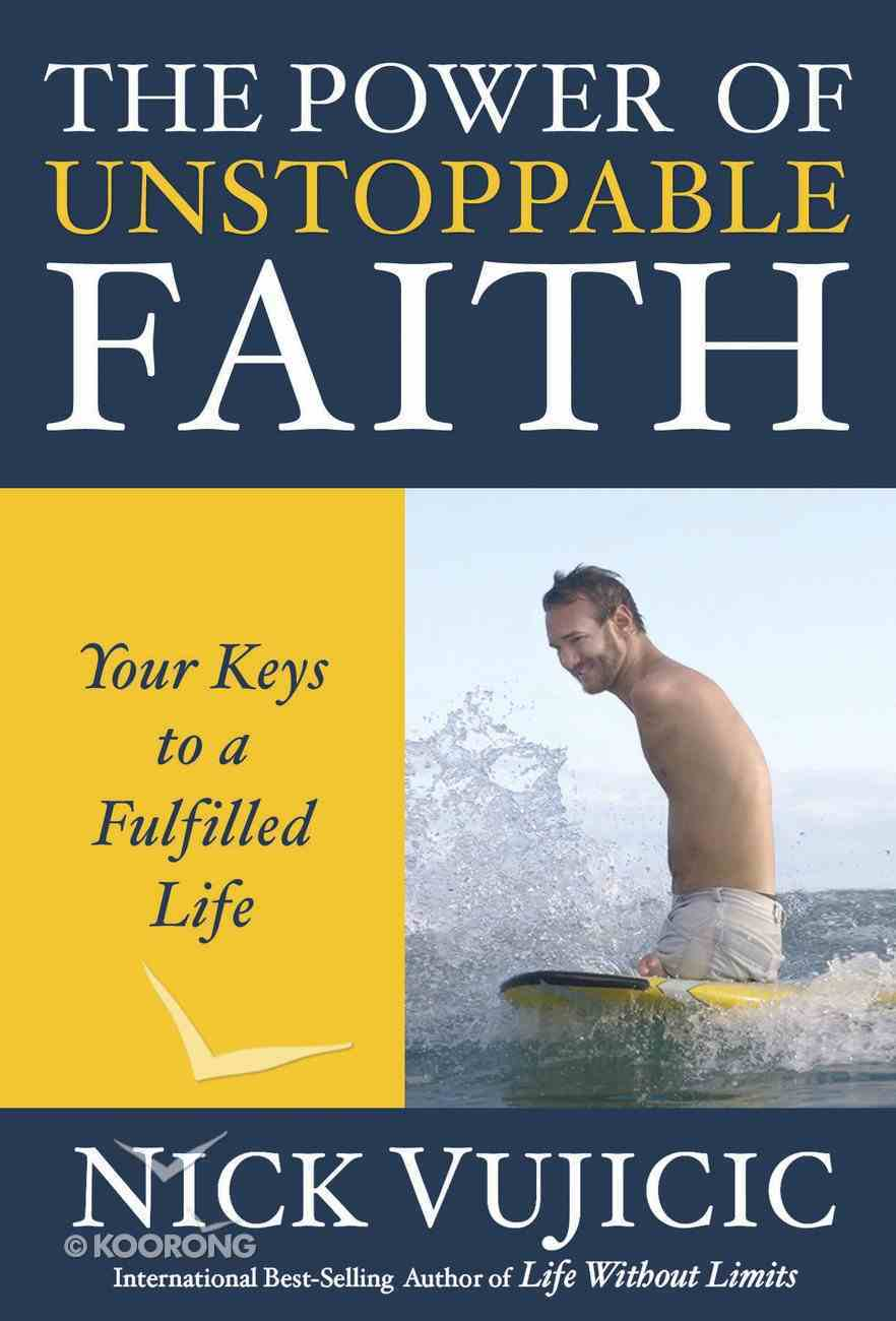 The Power of Unstoppable Fath (10 Pack) Paperback