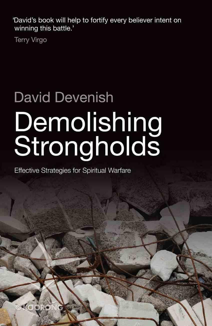Demolishing Strongholds eBook