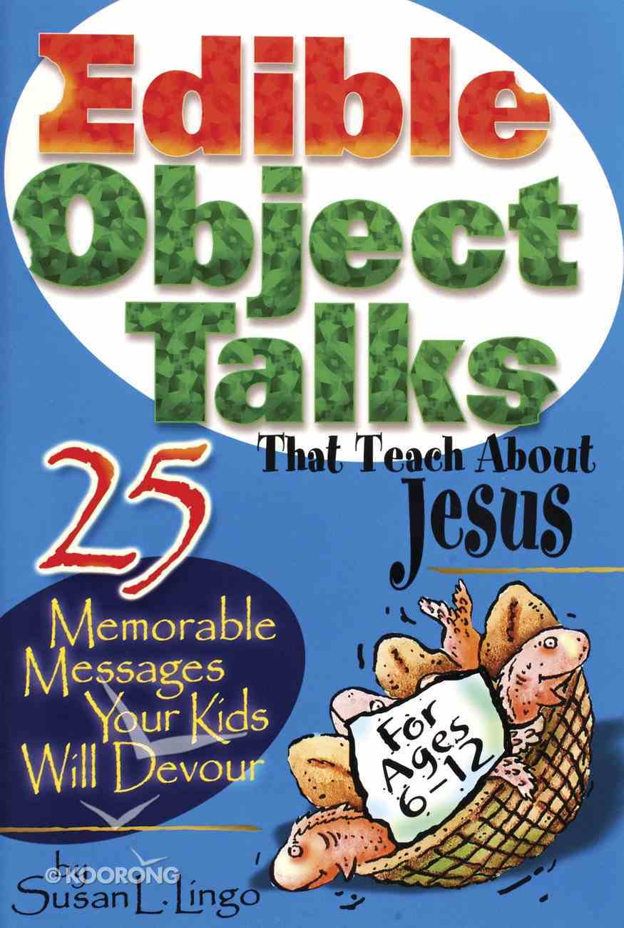 Discover-N-Do: Object Talks That Teach About Jesus Paperback