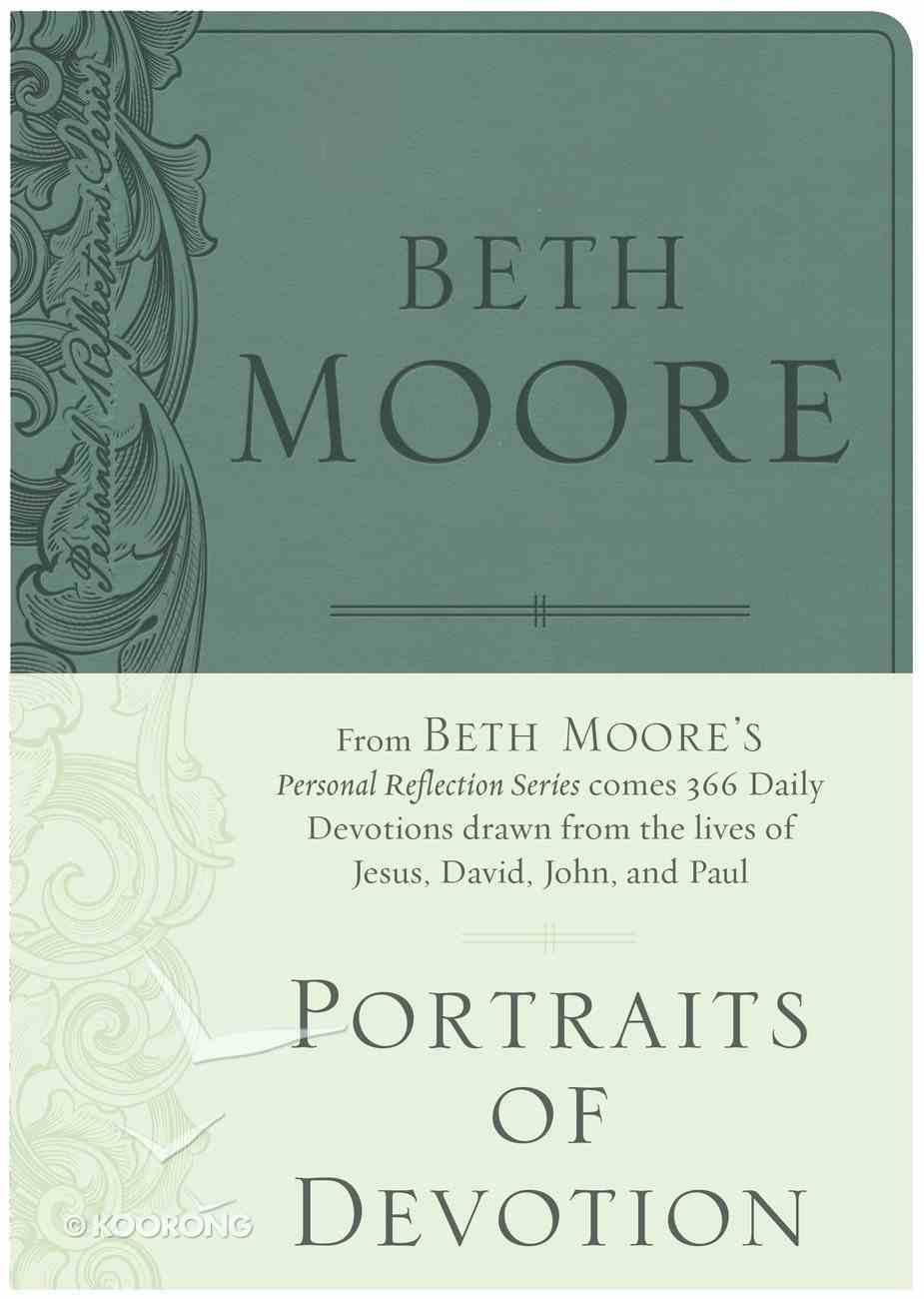 Portraits of Devotion Imitation Leather