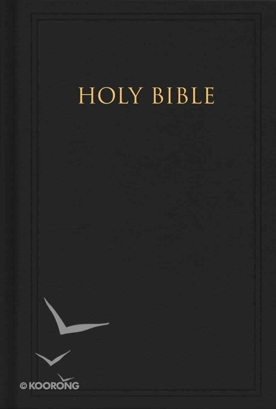 KJV Pew Bible Black Hardback