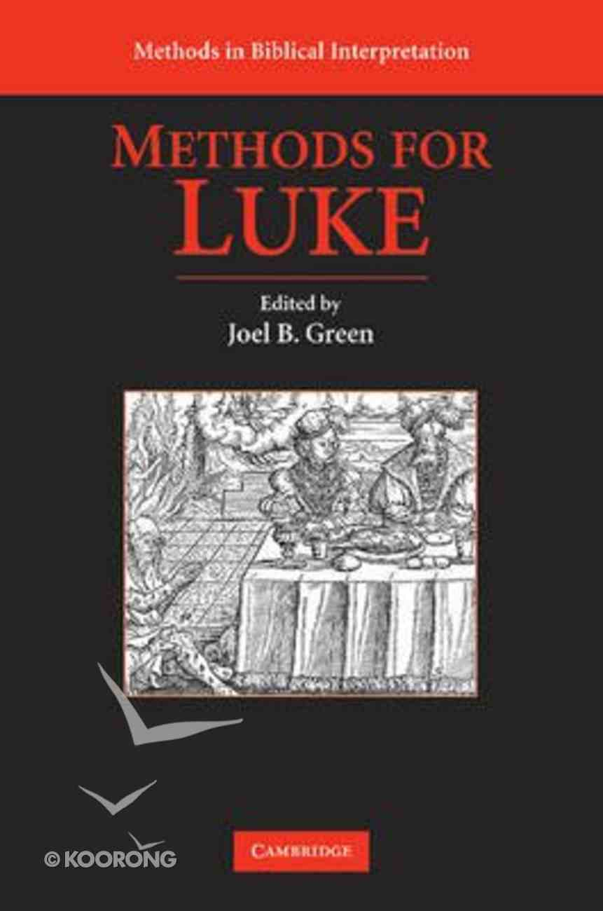 Methods For Luke Paperback