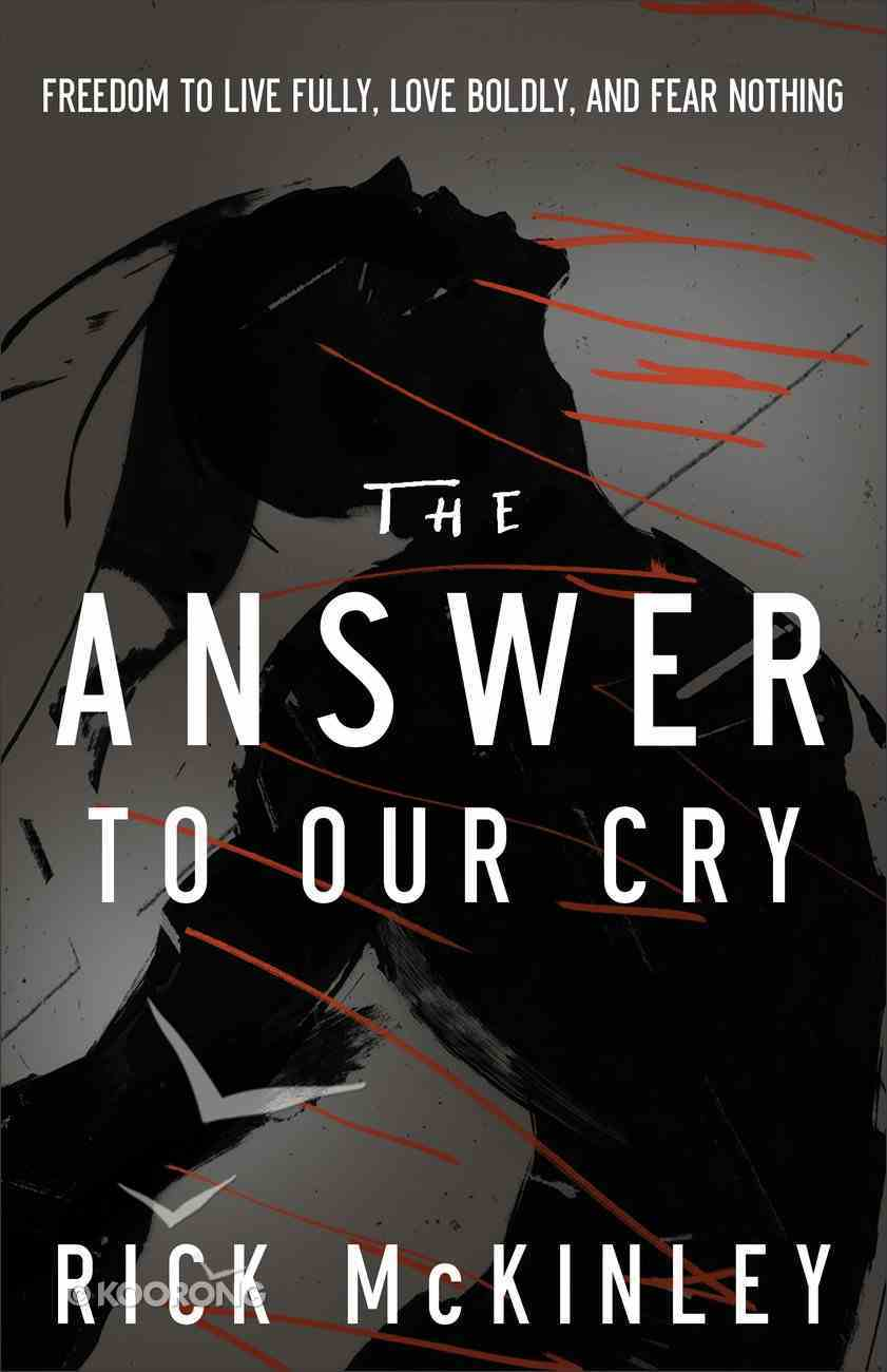 The Answer to Our Cry Paperback