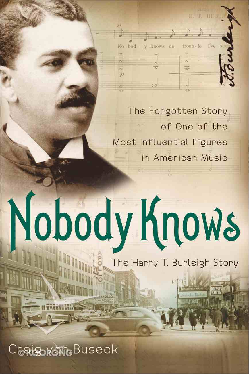 Nobody Knows Paperback