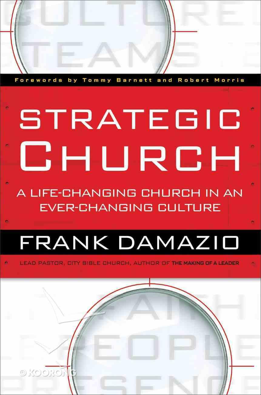 Strategic Church Paperback