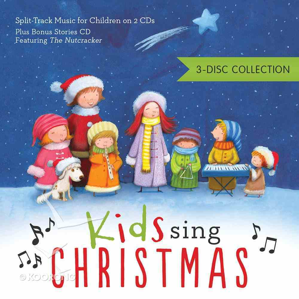Kids Sing Christmas Collection (3cds) CD