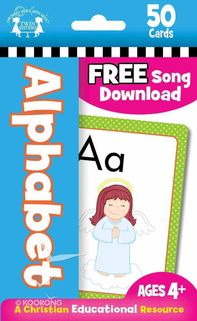 Flash Cards: Alphabet (Age 5+) (Pk 50 ) Pack