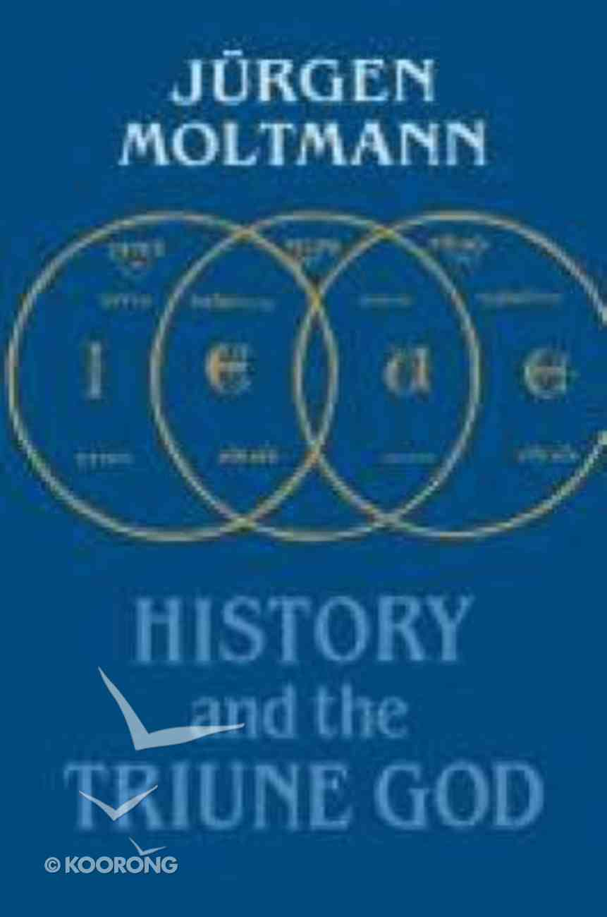 History and the Triune God Paperback