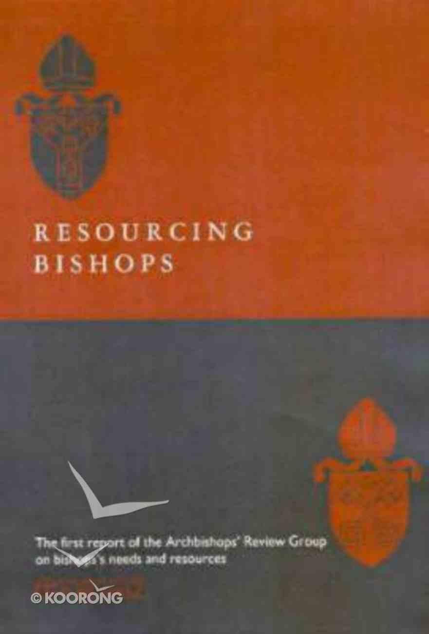 Resourcing Bishops Paperback