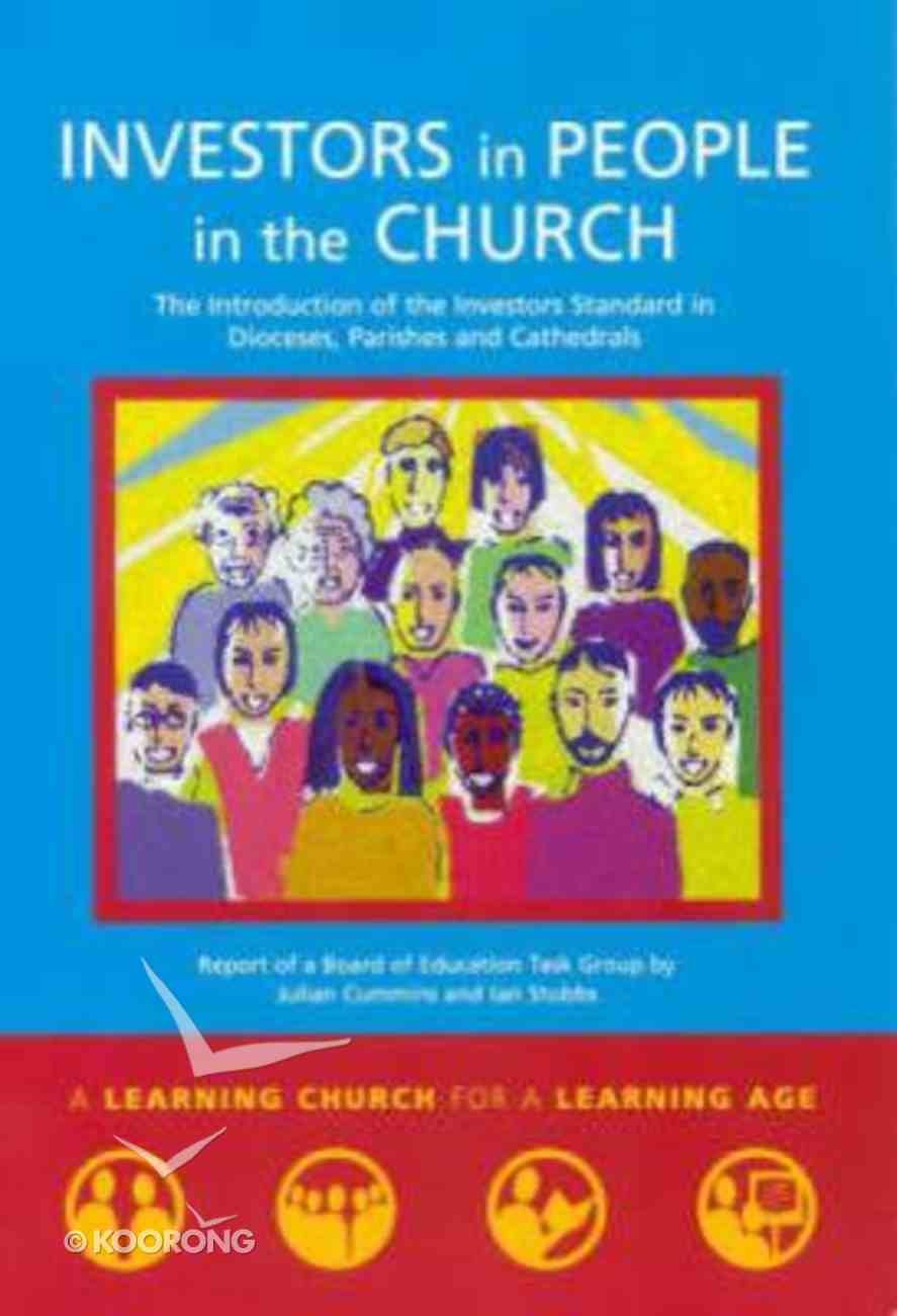 Investors in People in the Church Paperback
