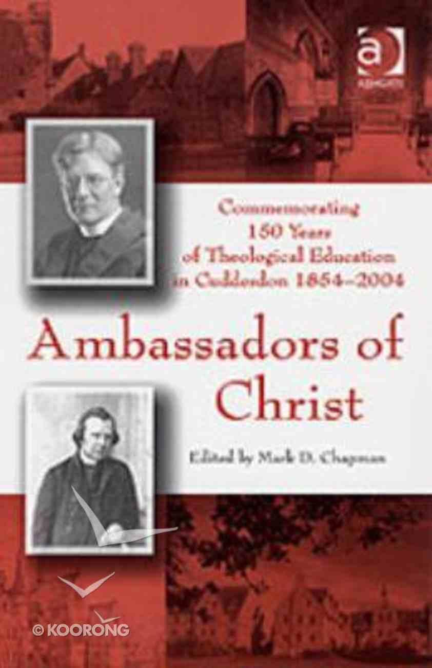 Ambassadors of Christ Paperback