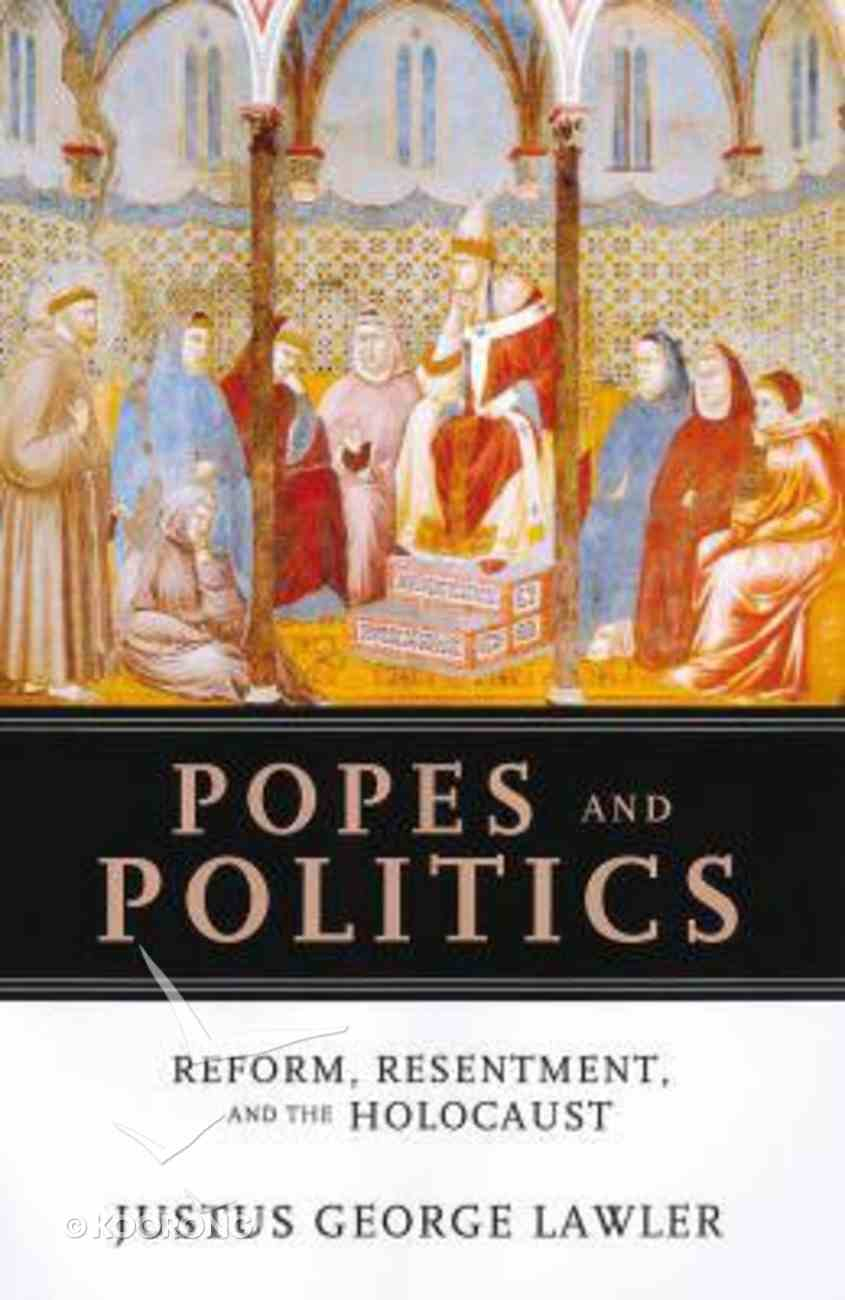 Popes and Politics Paperback