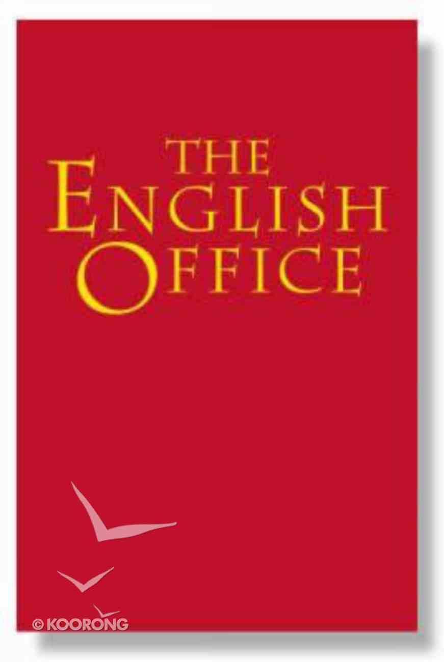 The English Office Hardback
