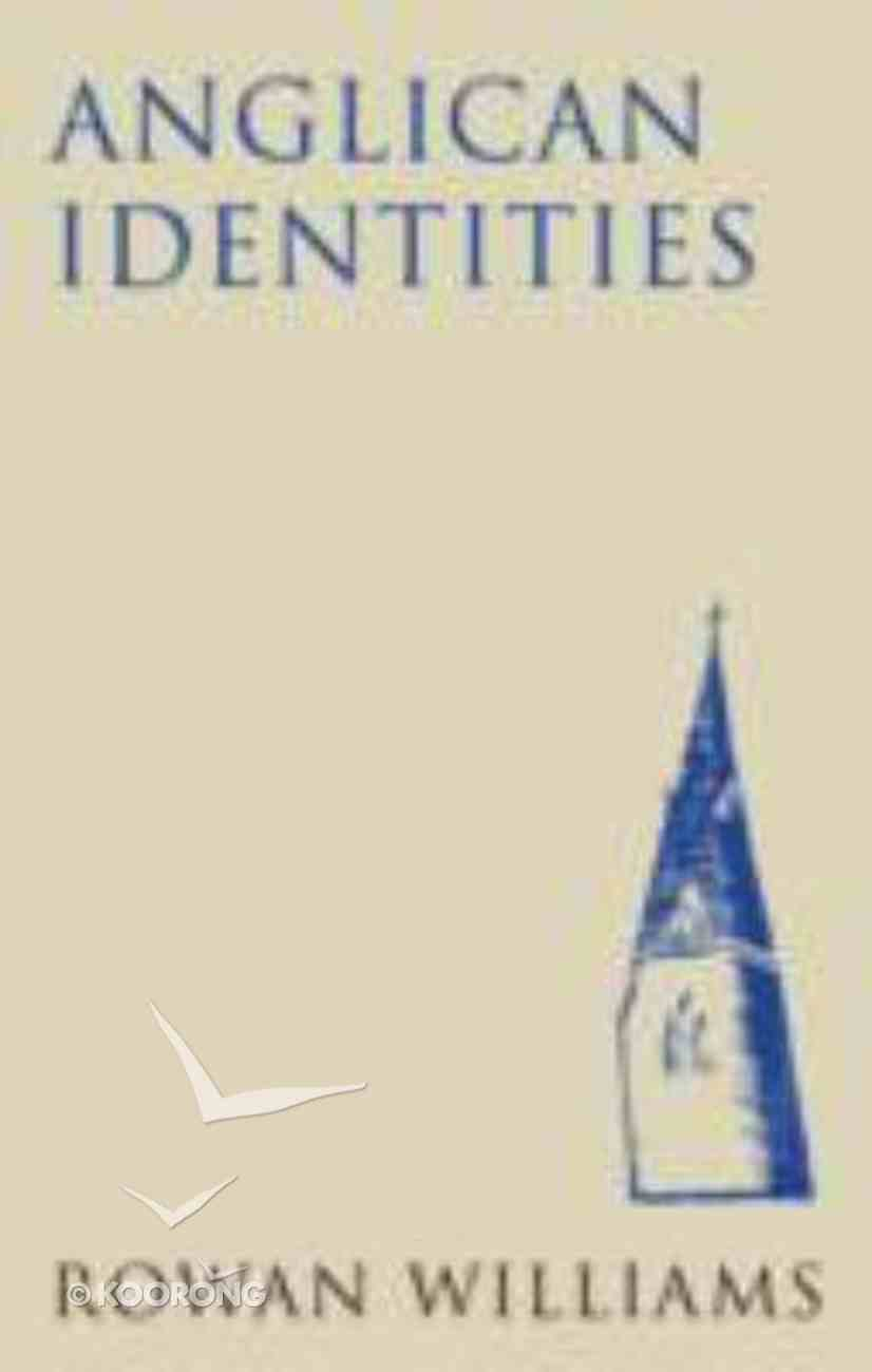 Anglican Identities Paperback